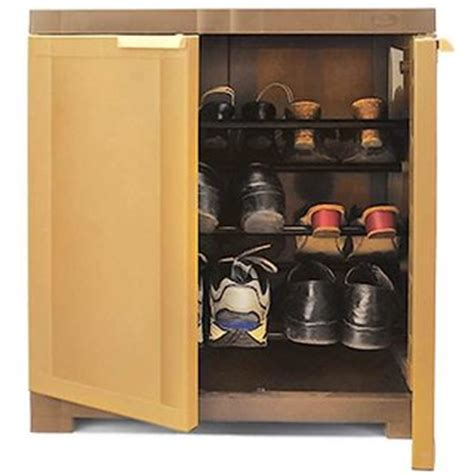 nilkamal kitchen furniture buy nilkamal freedom mini shoe cabinet 09 sandybrown brown get 4
