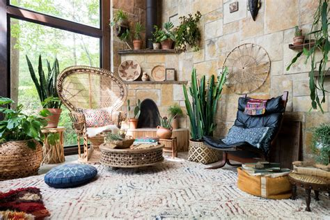 Woods Vintage Home Interiors The New Bohemians A Conversation With Jungalow Goddess