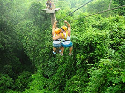 Kaos Souvenirs Thailand Jungle Tour eco jungle zipline adventure tour bangkok thailand countries