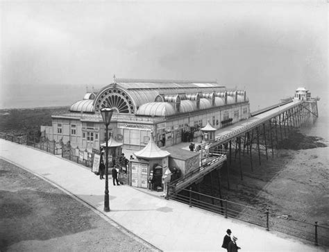 pier aberystwyth aberystwyth s iconic victorian pier reported to have