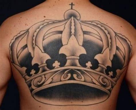 tatuagem de coroa nas costas tatuagens 2018