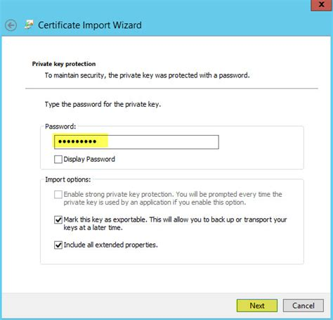 private key certificate newhairstylesformen2014 com how to setup microsoft web application proxy virtuallyboring
