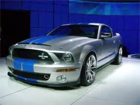 2009 Ford Shelby Gt500 2009 Ford Shelby Gt500 Information And Photos Momentcar