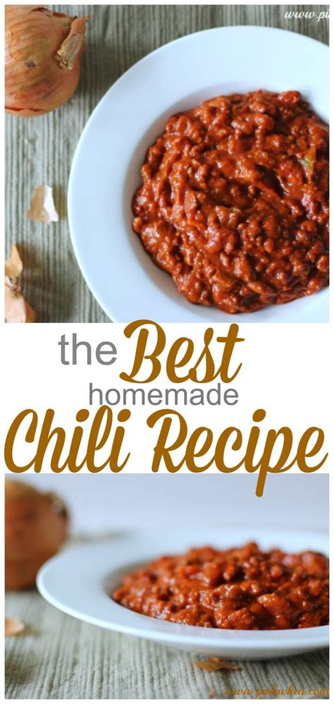 best chili recipe best chili recipe it really is the best pinkwhen