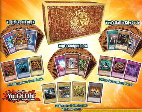 Yugioh World Legacy Discovery Original yu gi oh trading card yugi s legendary decks drop