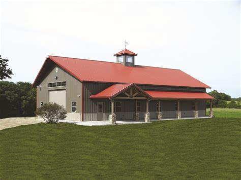 Pole Building House Home Cleary Building Corp House House Plans That Look Like A Barn