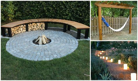 diy backyard ideas summer time backyard diy projects you ll go crazy for
