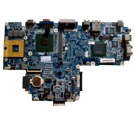 dell inspiron 6400 e1505 md666 intel motherboard laptop replacement
