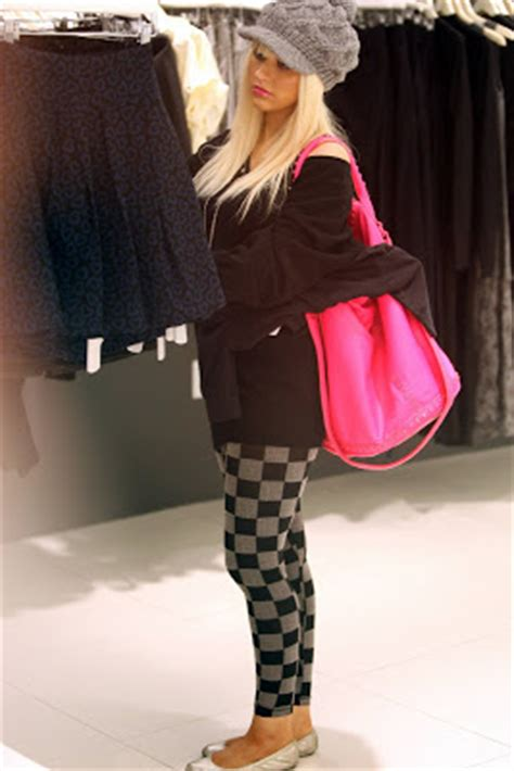 Aguileras Lanvin Bag by Their Style Aguilera Shopping Candids