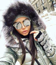 Aleana Hoodie Monochromejilbab Ayangjilbab Aleana Hoodie aleana on fur and leather