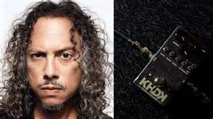 Kirk Hammett by Kirk Hammett S New Quot Ghoul Screamer Quot Signature Od Pedal