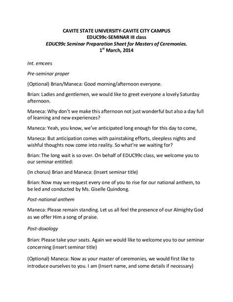 emcee script for christmas program of teachers template script for emcees