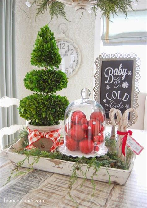 kitchen christmas tree ideas 30 stunning christmas kitchen decorating ideas all