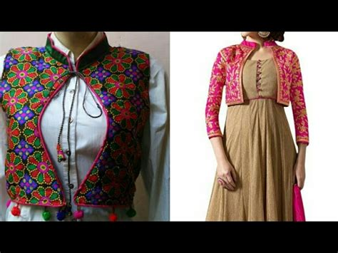 jacket pattern kurta for ladies kurti jacket making how to make jacket for kurti youtube