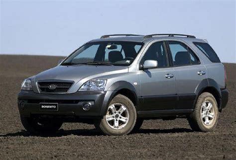 2004 Kia Sorento Fuel Kia Sorento 3 5 2004 Auto Images And Specification