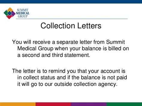 Patient Deductible Letter Billing And Insurance Faq