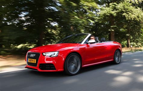 Audi Rs5 Cabrio by Road Test 2013 Audi Rs5 Cabriolet Gtspirit