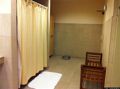 Co Ed Shower by Coed Locker Room
