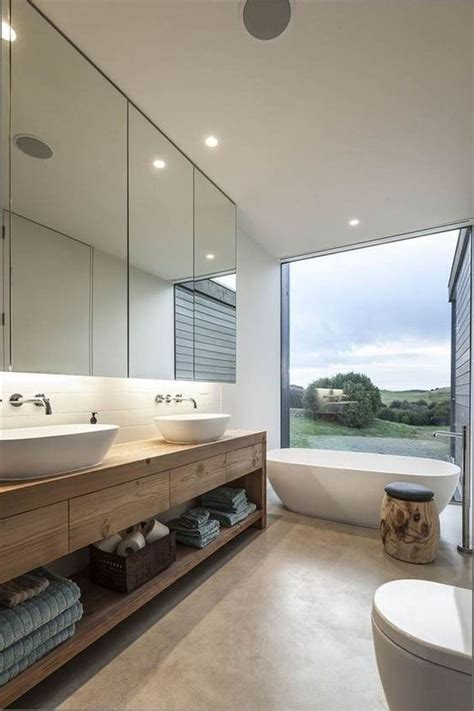 25 best ideas about modern bathrooms on grey