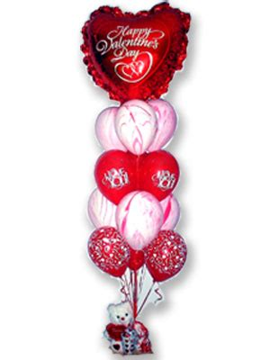 valentines day balloon bouquets struck st s day balloon