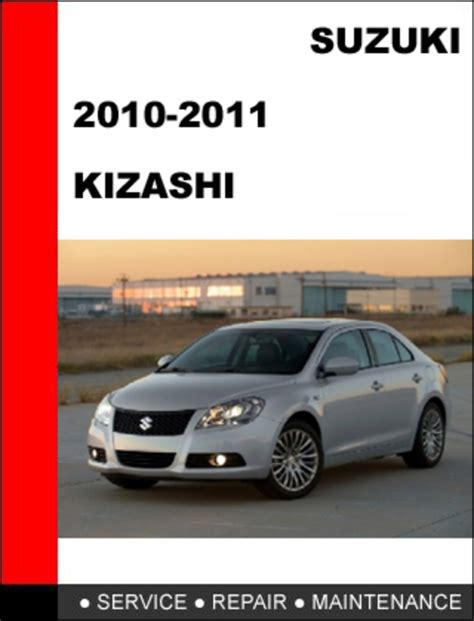 suzuki kizashi 2010 2011 service repair manual download download