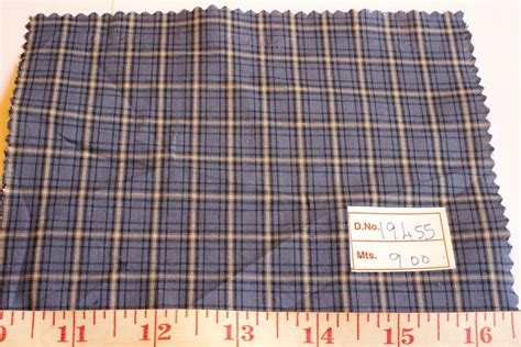Plaid Patchwork Fabric - madras fabric plaid madras patchwork madras fabric