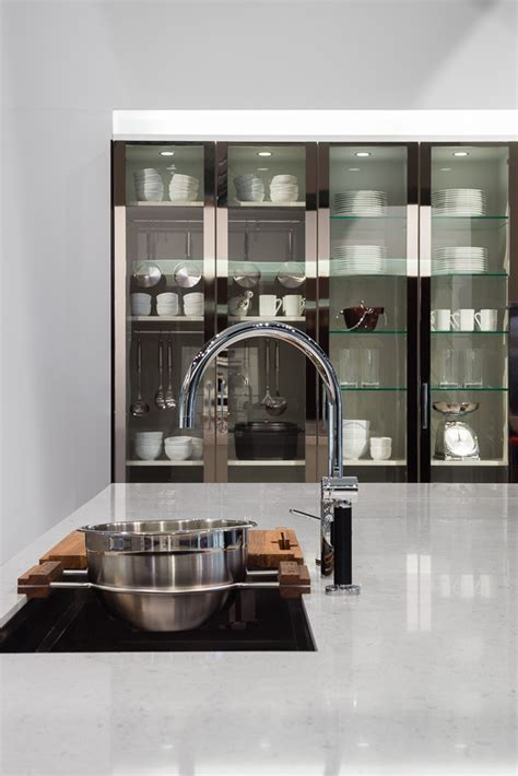 Stainless Steel Pantry Storage by 14 Best Images About Glass Cabinets On Storage