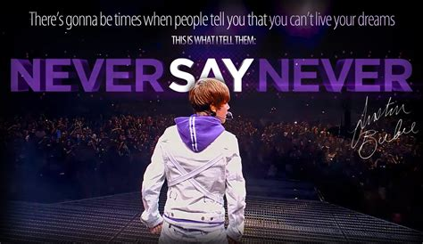 never say never never say never justin bieber photo 17034518