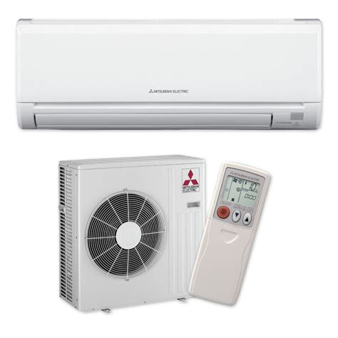 Mitsubishi Ductless Air Conditioner Installation Ductless Mini Split Air Conditioning And Heating