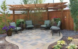 patio fencing slat style fence by patio calgary by