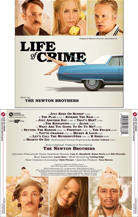 biography crime movie life of crime soundtrack details soundtrackcollector com