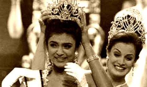 beauty with brains best answers at miss universe pageant sushmita sen s 1994 miss universe pageant video teaches
