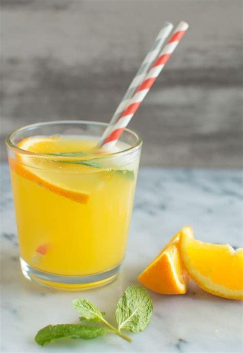 Juice Detox Coconut Water by Orange Mint Coconut Water Recipe Metabolism Booster