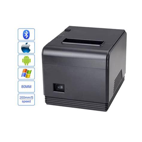 Printer Pos Bluetooth high quality 80mm auto cutter usb bluetooth thermal receipt printer pos printer for hotel