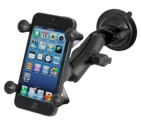 ram mount cell phone holder 8 best cell phone holders for cars trucks and suv s 2017