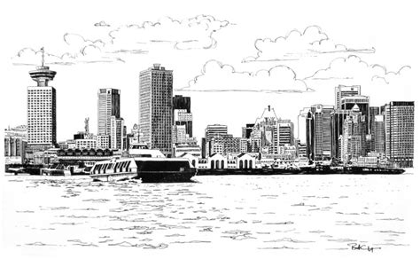 sketchbook vancouver the buzzer 187 guest post vancouver transit and