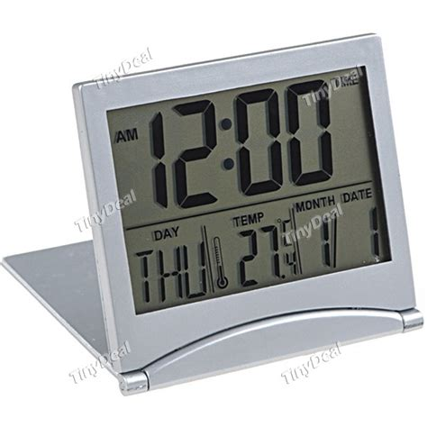 Digital Desk Clock digital desk clock with calendar alarm day
