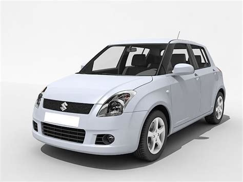 suzuki car models maruti suzuki car 3d model 3d printable