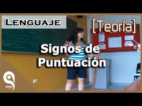 youtube signos de puntuacion lenguaje signos de puntuaci 243 n quot betsy wong mi 241 an quot