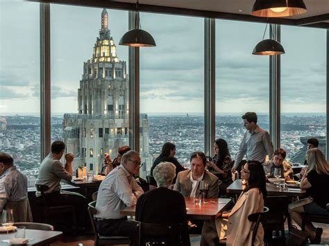 top nyc restaurants  stunning views eater ny