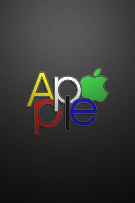 wallpaper for iphone creative creative apple design iphone 4 wallpapers free 640x960 hd