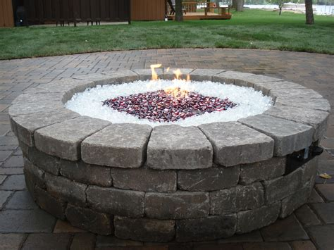 gas pit glass stones creativity pixelmari