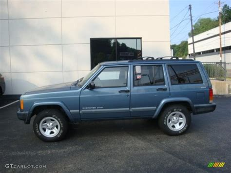 1999 gunmetal pearl jeep sport 4x4 33745472 gtcarlot car color galleries
