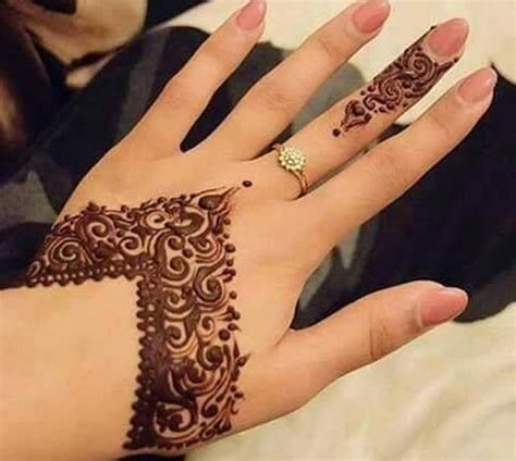new stylish arabic hands mehndi designs for beginners 2016