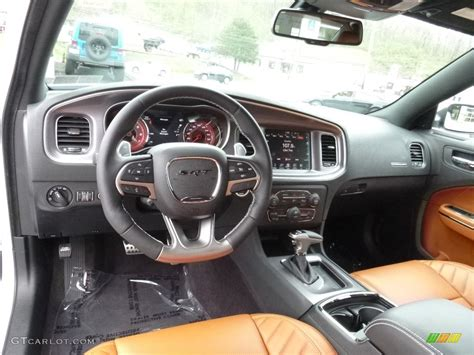 black charger with interior black sepia interior 2016 dodge charger srt hellcat photo