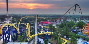 Theme Park Best Amusement Parks In America Business Insider