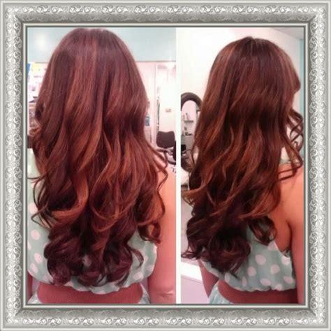 cherry cola brown hair color best 20 cherry cola hair color ideas on pinterest