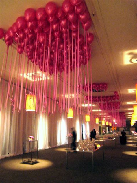 Decorations Ceiling Ideas by Balloon Ceiling Decoration Ideas Memes