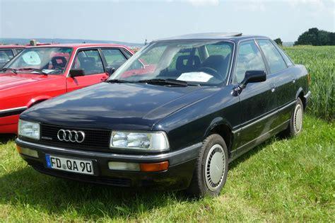 Audi Fulda by Audi 90 Quattro Bj 1990 Steht Bei Der