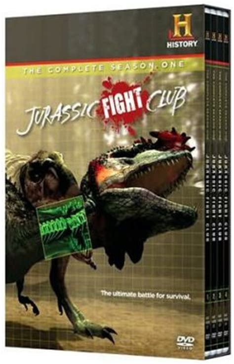 fight club series 1 jurassic fight club season one by a e home